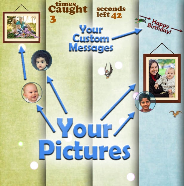 Catch the Family - Your Pictures personalized gift for kids v2-min