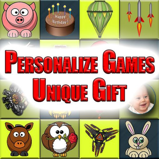 Personalize Games