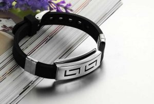 Casual Black Bracelet